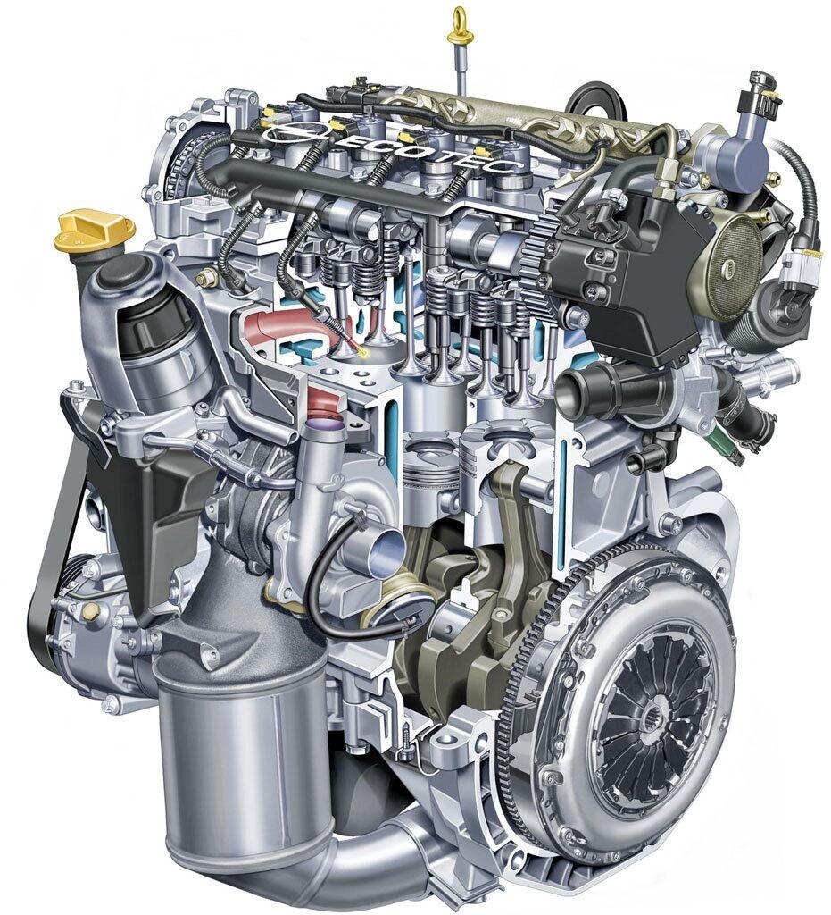 Двигатель для opel corsa с